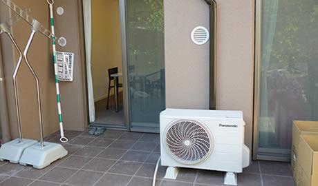 エアコン室外機イメージ