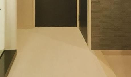 玄関床コーティングイメージ
