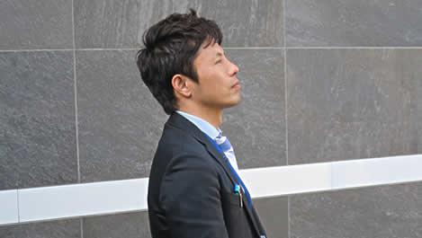 ホームプラス代表 仁田原 祭典 写真
